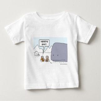 Waleskimo benötigt Salz Baby T-shirt