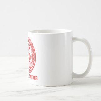 Walhall ist für immer - Viking-Stolz Kaffeetasse