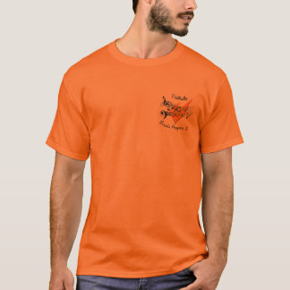 Walhall-Musik-Programm '09 T-Shirt