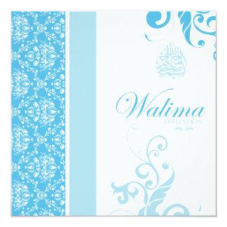 Walima Einladung - islamische Hochzeit
