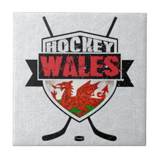 Waliser-Eis-Hockey-Schild-Fliese Fliese