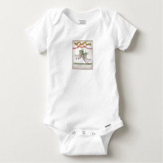 Waliser-Stiefel Baby Strampler