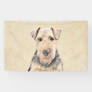 Waliser Terrier Banner