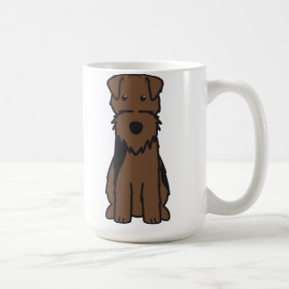 Waliser-Terrier-HundeCartoon Kaffeetasse