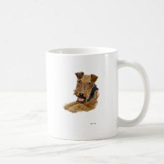 Waliser Terrier Kaffeetasse