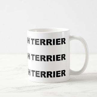 Waliser-Terrier-Liebe Kaffeetasse