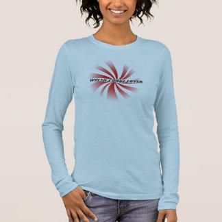 Walisercorgi-Liebhaber Langarm T-Shirt