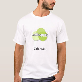 Walkspots Colorado T-Shirt