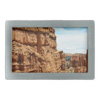 Wall Street Bryce Schlucht-Nationalpark in Utah Rechteckige Gürtelschnallen