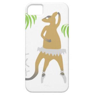 Wallabyballett-Telefonkasten Hülle Fürs iPhone 5