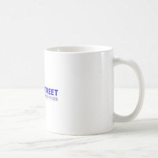 Wallstreet Kaffeetasse