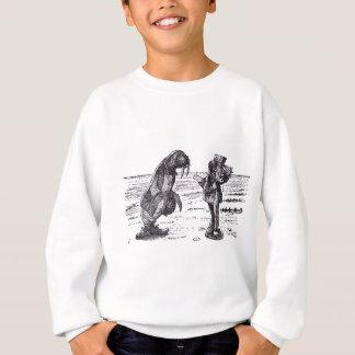 Walroß und Tischler Sweatshirt
