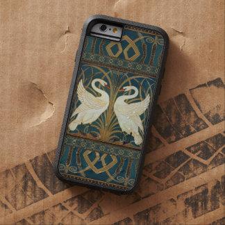 Walter-Kran-Schwan, Eile und Iris-Kunst Nouveau Tough Xtreme iPhone 6 Hülle