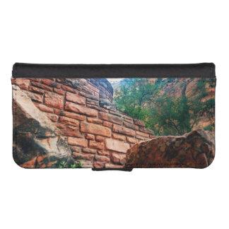 Walters Wiggles Zion Nationalpark Utah Geldbeutel Hülle Für Das iPhone SE/5/5s