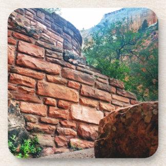 Walters Wiggles Zion Nationalpark Utah Untersetzer