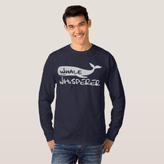 Walwhisperer-Shirt für Walliebhaber T-Shirt