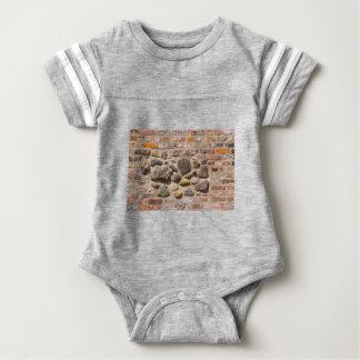 Wand-Beschaffenheit Baby Strampler