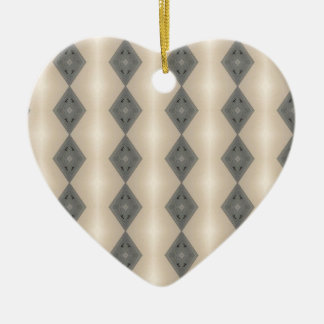 Wand des schwarze Diamant-Musters Keramik Ornament