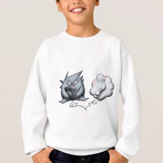 Wanda glückliche Wolken-und Iwan-Spiel-Videospiele Sweatshirt