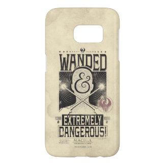 Wanded u. extrem gefährliches gewolltes Plakat -