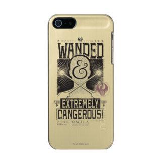 Wanded u. extrem gefährliches gewolltes Plakat - Incipio Feather® Shine iPhone 5 Hülle