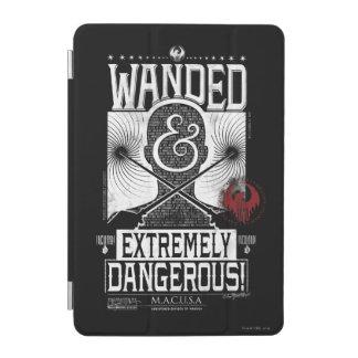 Wanded u. extrem gefährliches gewolltes Plakat - iPad Mini Hülle