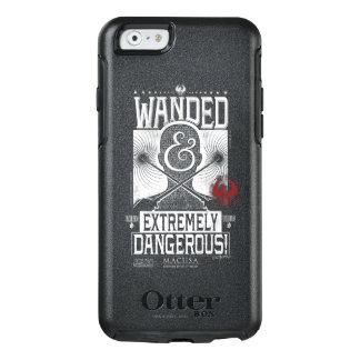 Wanded u. extrem gefährliches gewolltes Plakat - OtterBox iPhone 6/6s Hülle