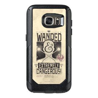 Wanded u. extrem gefährliches gewolltes Plakat - OtterBox Samsung Galaxy S7 Hülle