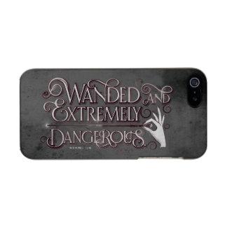 Wanded und extrem gefährliche Grafik- Weiß Incipio Feather® Shine iPhone 5 Hülle