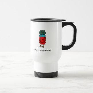 Wanderer-Reisend-Tasse
