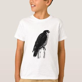 Wanderfalke (Illustration) T-Shirt