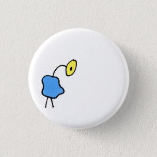 Wanderlo Runder Button 3,2 Cm