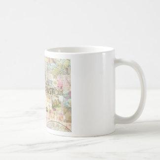 Wanderlust Kaffeetasse