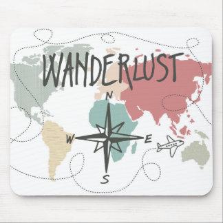 Wanderlust Mousepad