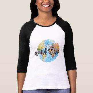 Wanderlust-Shirt T-Shirt