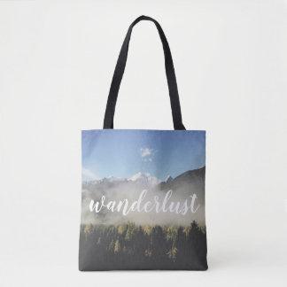 Wanderlust-Taschen-Tasche Tasche