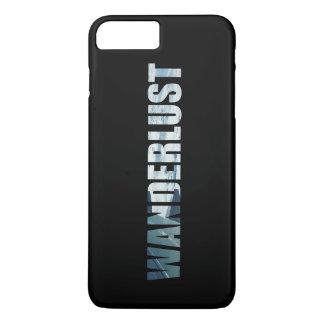 Wanderlust-Telefon-Kasten iPhone 8 Plus/7 Plus Hülle