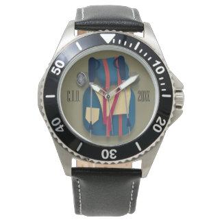 Wandern der Ausrüstung Armbanduhr