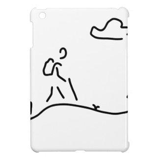wandern walking wanderung iPad mini hülle