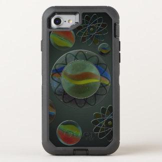 Wandernde Marmore OtterBox Defender iPhone 8/7 Hülle