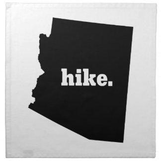 Wanderung Arizona Serviette