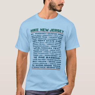 Wanderung New-Jersey - Spuren T-Shirt