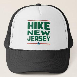 Wanderung New-Jersey Truckerkappe