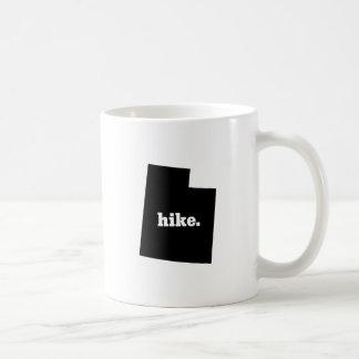 Wanderung Utah Kaffeetasse
