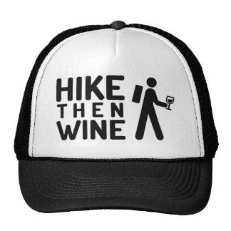 Wanderung Wine dann Retrokult Cap