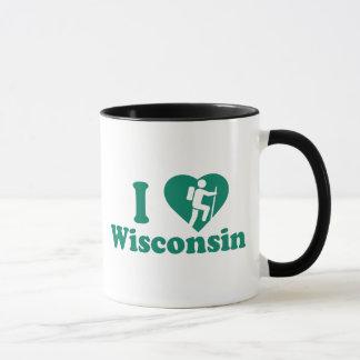 Wanderung Wisconsin Tasse