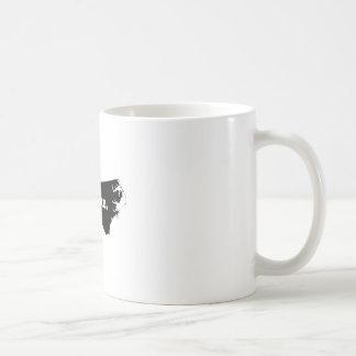 Wanderungs-North Carolina Kaffeetasse
