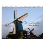 Wandkalender der Windmühlen-2011