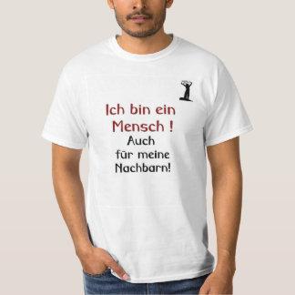 WandlungDesign - Mensch -Nachbarn T-Shirts