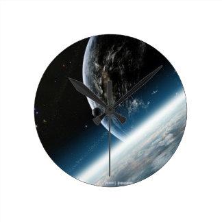"Wanduhr "" Space"